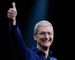 Apple's Tim Cook Among Tech Executives Meeting with Donald Trump on Wednesday - Report