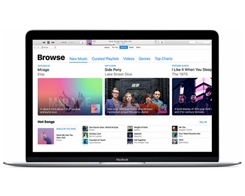 Apple releases iTunes 12.5.4 with support for 'TV' app, improved Touch Bar input