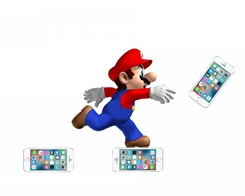 Apple is Promoting the Heck Out of its Super Mario Run Exclusive