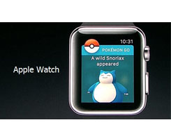 """Pokémon GO Apple Watch Support """"Coming Soon"""""""