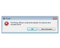 tutorial|How to Fix iPhone Error 3014 When Restoring iPhone?
