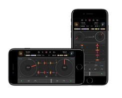 Djay Pro is now on the iPhone