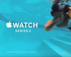 New Apple Watch Promo Highlights Water-Resistant Design