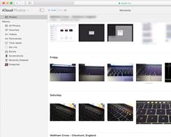 Apple's Redesigned iCloud․com Photos App