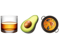 The Whisky Emoji Is Now Available For Your iPhone. Cheers!