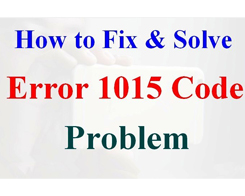 How to Fix iTunes Error 1015 Using 3uTools?