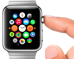 Apple Watch's Digital Crown Coming to all iDevices Eventually