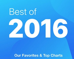 Apple's Best of 2016 Year in Review Video Showcases Top Apps, Movies, Music and more