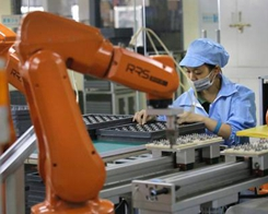 Apple Manufacturer Foxconn to Fully Replace Humans With Robots - Foxbots