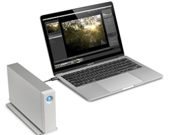 CES 2017: LaCie Teams With Seagate for New MacBook Pro Compatible Thunderbolt 3 External Drives