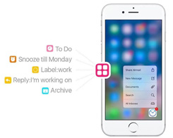 Airmail iOS Email App Gains New Custom Actions, Workflow & Bear Notes Integration