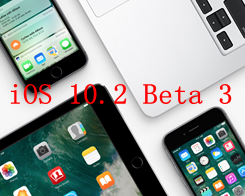 Apple Releases iOS 10.2.1 Beta 3, Using 3uTools to Update