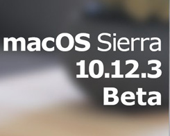 Apple Seeds MacOS Sierra 10.12.3 Beta 3 to Developers