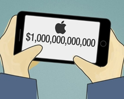 Apple on track to hit $1 trillion in total revenue from iOS