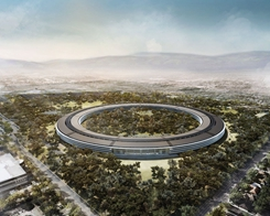 Apple's Campus 2 Starts Looking Less Like A Construction Site as it Prepares for Grand Opening