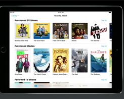 iOS 10.2's New 'TV' App Doesn't Work With Some Videos Ripped From DVDs