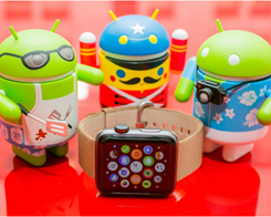 It's Time for the Apple Watch to Support Android
