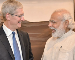 Apple Executives Reportedly Set to Meet With India Government
