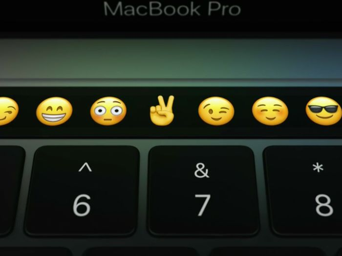 Apple's MacBook Pro Touch Bar Vs. Windows Touch Screen: And The Winner Is