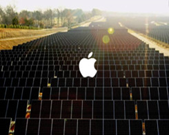 Apple to Build 200MW Solar Farm In Nevada