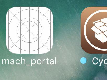 Accidentally Deleted The Mach Portal Icon?
