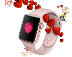 Apple Spreads The Pink Love In Time For Valentine's Day
