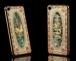 Legend's 24k Gold iPhone 7 Celebrates Year Of The Rooster