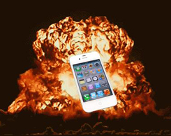 Florida Woman's iPhone 6 Plus Ignited Next To Her Head While She Slept