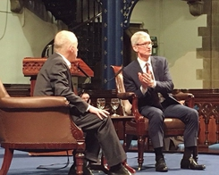 Tim Cook talks Steve Jobs, immigration executive order at University of Glasgow