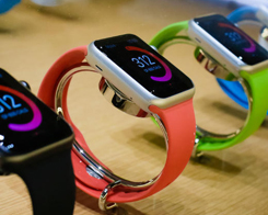 Apple Watch Accounts For Half Of Smartwatch Sales, 80 Percent Of Revenue