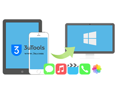 How to Transfer Photos from iPhone to Windows PC Using 3uTools?