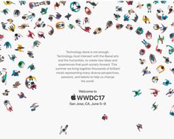Apple's WWDC 2017 Will Return To San Jose In June