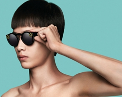 Snapchat Begins Online Sales of iPhone-connected Spectacles