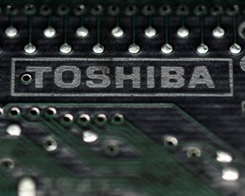Apple Consider Swooping in on Toshiba's Flash memory Business