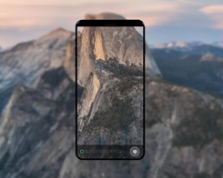 iPhone 8 Concept With 'Function Area' Looks Pretty Functional – Video