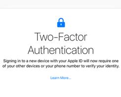 Apple's iTunes Remote Updated With Two-Factor Authentication