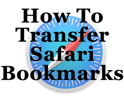How to View & Extract Safari Bookmarks From iTunes Backups Using 3uTools?