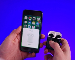Look at the Jet Black Apple AirPods by ColorWare