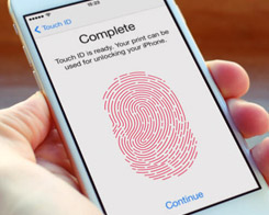 Apple Granted Patent For Fingerprint Recognition Using Entire iPhone Display