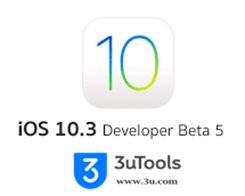 Apple Releases iOS 10.3Beta 5 for iPhone and iPad