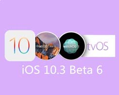 How to Upgrade iPhone to iOS 10.3 Beta 6?