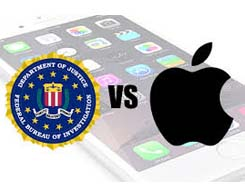 Apple, Microsoft, Cisco Support Google in Fight Against FBI