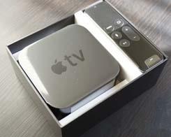 Developer Alleges Spotting New Apple TV model, Unannounced 'tvOS 11' In Use Logs
