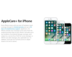 Report Says Apple Extends AppleCare+ Purchase Deadline for iPhone