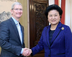 Tim Cook Says Globalization is 'Great for the World' in China Speech