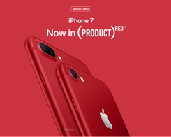 Apple's (Product)Red iPhone 7 Gets First Unboxing Video