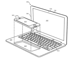 Apple Patent Reveals Unusual Designs For iPhone-laptop Hybrid