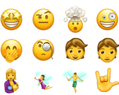 Mermaids, Elves and 67 Other Emojis Coming Soon to your iPhone