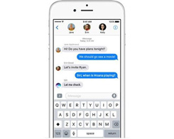iOS 11 Will Enhance Siri With iMessage Integration, User Behavior Learning?