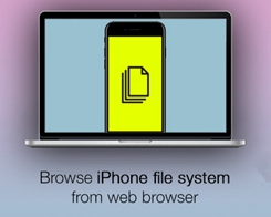 How to Access iPhone File System?